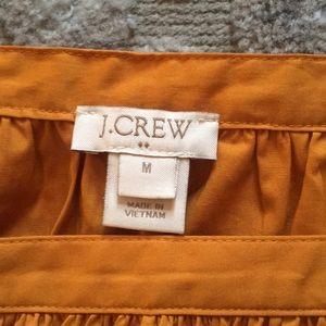 J. Crew Tops - J. Crew Peasant Top